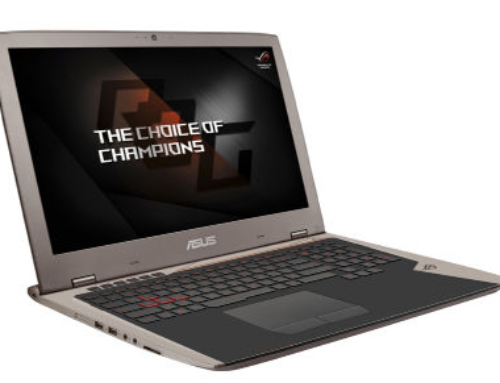 ASUS Gaming Notebook ROG G701VI (G701VI-BA017T)