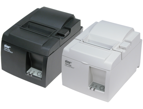 Ethernet / LAN Thermal Printer TSP 100 LAN