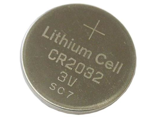 Lithiuim Button-Cell (CR2032)