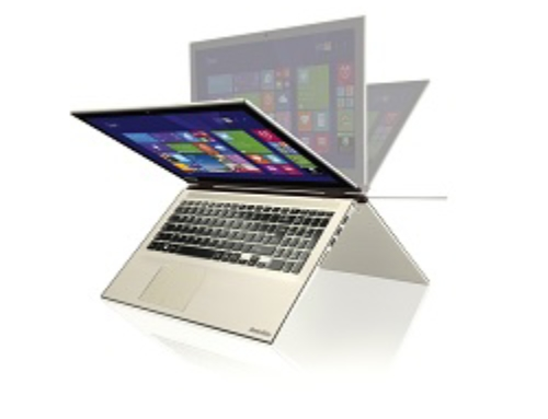 Toshiba Radius Notebook 15 P50W-C-102 (PSPVJE-005009GE)