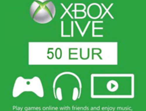 XBOX LIVE Gift Card 50 Euro