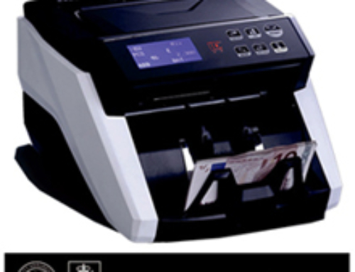 Counter & Counterfeit Detector DP 6500